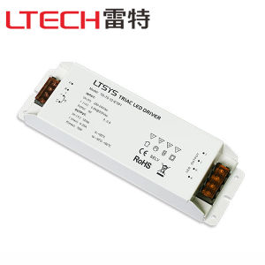 Constant Voltage Triac Dimmable LED Driver Td-75-24-E1m1