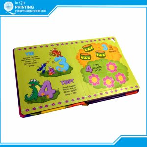 Full Color Children Book Printing in China pictures & photos