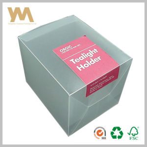 Empty PVC Plastic or Clear PVC Box pictures & photos