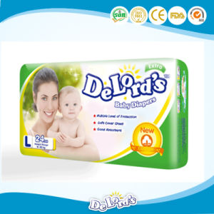 China Factory Sweet Girl Baby Diapers pictures & photos
