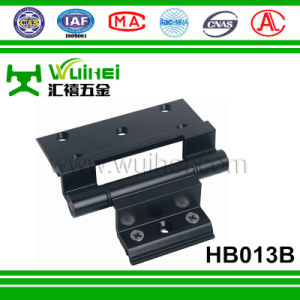 Aluminum Alloy Power Coating Pivot Hinge for Door with ISO9001 (HB013B) pictures & photos