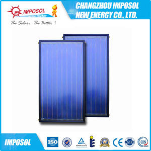 Split Blue Coating Flat Plate Solar Thermal Panel Collector pictures & photos