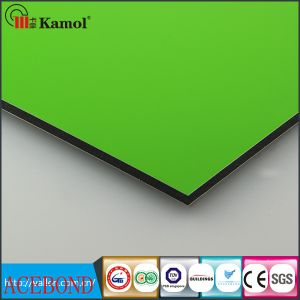 Advertising Board Acm Aluminium Composite Panel Mutiple Colour Facade pictures & photos