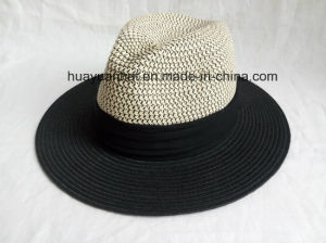 90%Paper 10%Polyester Colorful Leisure Style Safari Hats