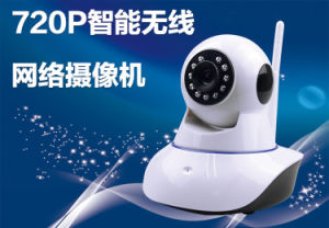 720p HD Mini P2p IP Camera Wireless WiFi Security Audio Video pictures & photos