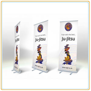 Standard Roll up 80*200cm Banners Pop up pictures & photos