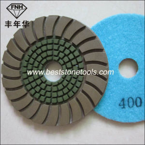 Dd-7 Dry Sunshine Polishing Pads for Stone and Diamond pictures & photos