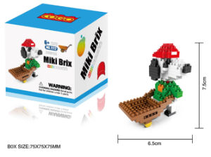 Building Blocks Intelligent DIY Toy 3D Puzzle (H9537084) pictures & photos