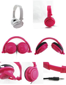 Wholesale Headset Stereo Over Ear Headset pictures & photos