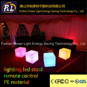 LED Home Furniture Fashionable Glow LED Chairs pictures & photos
