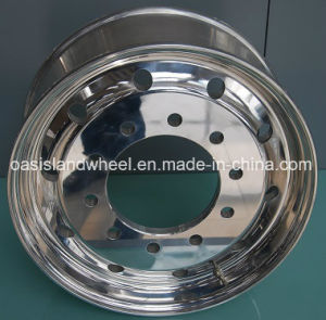 (22.5X8.25, 9.00X22.5) Forged Aluminum Truck Wheels, Aluminium Wheel Rims, Alloy Wheel, Steel Truck Wheels pictures & photos