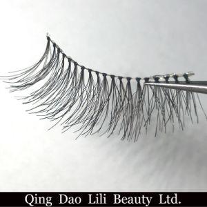 Fashion Eyelashes Human Hair False Eyelashes, Wholesale False Eyelashes pictures & photos