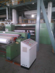Plastic Extruder Machine for Non Woven Cloth pictures & photos