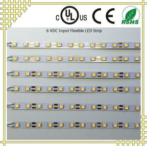 6VDC Input LED Strip pictures & photos