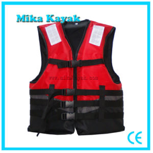 Cheap Foam Kayak Wholesale Safety Vest Swimming Life Jacket Price pictures & photos