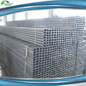 Steel Rectangle Tube A513 / A500 ASTM A500 Grade B Smooth Slight Oil Coating pictures & photos