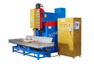 CNC Automatic Sink Seam Welding Machine pictures & photos