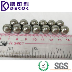 0.35mm~100mm G8 52100 Precision Bearing Ball for Chrome Steel Balls pictures & photos