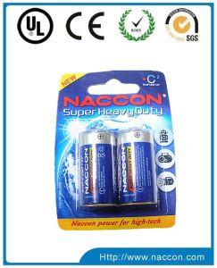 1.5v lr14 c size ultra alkaline battery pictures & photos