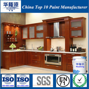 Hualong Super Wearproof Shining PU Wood Furniture Coating (HJ2040) pictures & photos