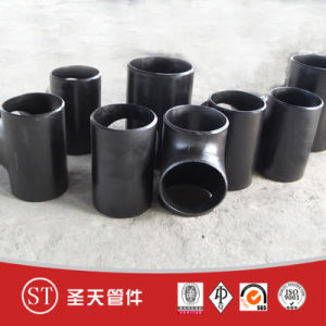 High Quality Carbon Steel Straight Tee pictures & photos