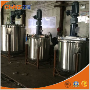 Liquid Mixing Tank with CE Certificate pictures & photos