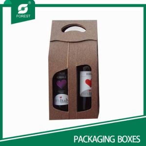 2 Pack Paper Packing Bag (FP6063) pictures & photos