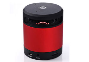Portable Wireless Stereo Handfree Bluetooth Speaker (CP04028) pictures & photos