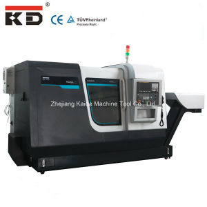 520mm Swing Precision Slant Bed CNC Lathe Machine Kdcl-28 pictures & photos