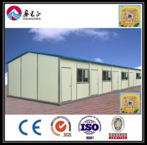 China Steel Frame House Plans Prefab (XGZ-4117) pictures & photos