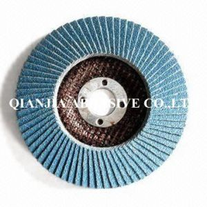 "4.5"" T29 Zirconia Oxide Flap Wheel / Flap Disc"
