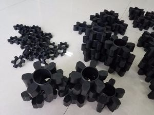 Black Color HRC Coupling, HRC Rubber Coupling, HRC Polyurethane Coupling, HRC PU Coupling with High Quality pictures & photos