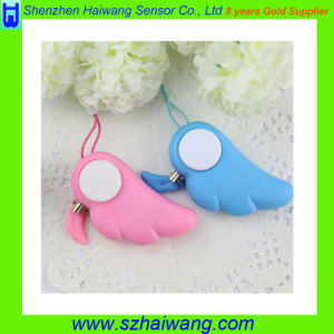 100dB Angle Wings Shaped Self Defense Alarm for Ladies pictures & photos