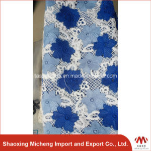 Beautiful Multi Color Guipure Lace pictures & photos