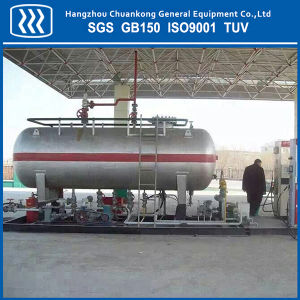 LPG Skid-Mounted Gas Filling Station pictures & photos