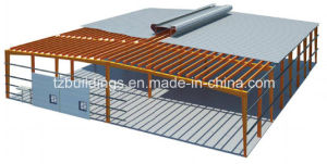 Design and Supply Steel Structure Building pictures & photos