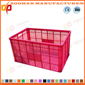 Low Price Plastic Container Turnover Box (ZHtb41) pictures & photos