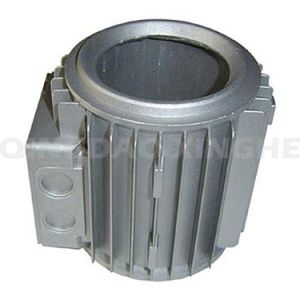 Aluminium Die Casting Motor Shell Exporter pictures & photos
