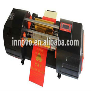 Innovo Plateless Digital Hot Stamping Machine pictures & photos