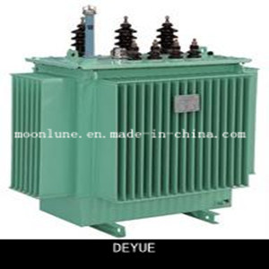 Power S11rl Three-Dimensional Wound Core Oil-Immersed Power Transformer