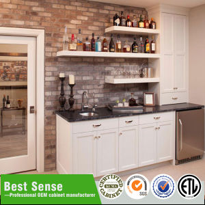 Classcial Solid Wood Home Bar pictures & photos