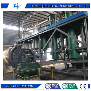 Small Capacity Tire Pyrolysis Plants with Ce ISO pictures & photos