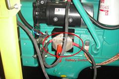 Cummins 40kw/50kVA Power Diesel Generator Set (4BTA3.9-G2) pictures & photos