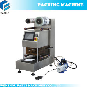 Automatic Customize Sealing Machine/Table Top Food Bean Semi-Automatic (FB-1S) pictures & photos
