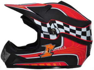 Hot Sale Full Face Helmet, Cross Helmet, off Road Helmet (MH-011) pictures & photos