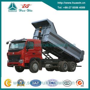 Sinotruk HOWO A7 6X4 Dump Truck 20 Cbm pictures & photos