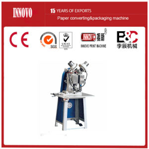 Semi Automatic Double Head Eyelet Machine (Zx-100) pictures & photos