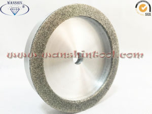 Premium Electroplated CBN Grinding Wheel pictures & photos