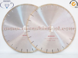 Fast Speed Quartz Cutting Saw Blade Diamond Disc pictures & photos