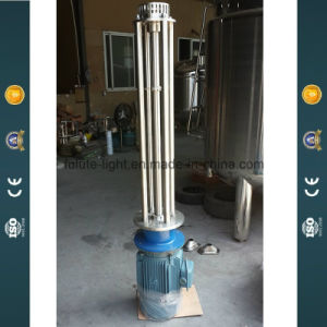 Stainless Steel Paint, Pigment, Cream High Shear Mixer pictures & photos